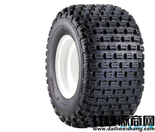 Carlisle Turf Tamer ATV轮胎25X12-9