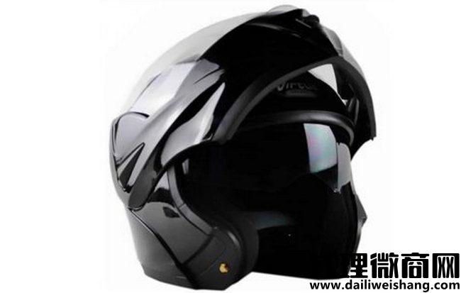 ILM 10色摩托车翻转模块化头盔