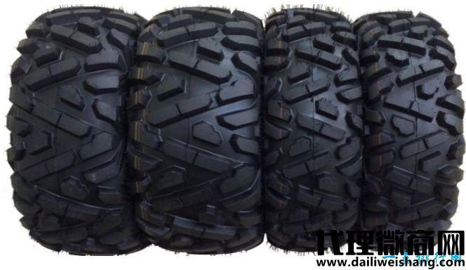 万达ATV / UTV P350轮胎