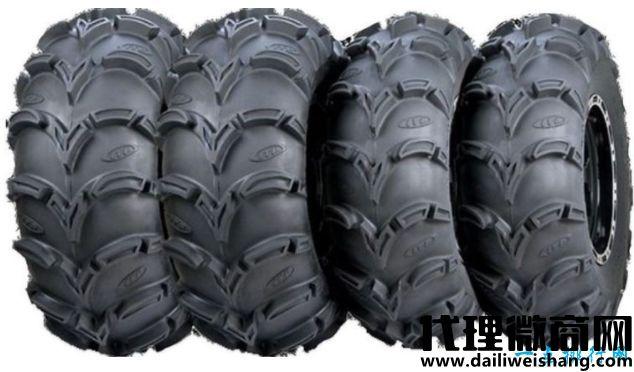 ITP Mud Lite-XL泥土地形ATV轮胎