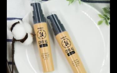 泰国mistine24小时粉底液适合什么肤质