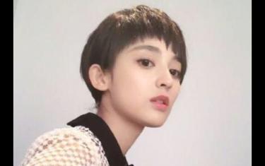 娜扎短发发型叫什么 娜扎短发同款发型图片