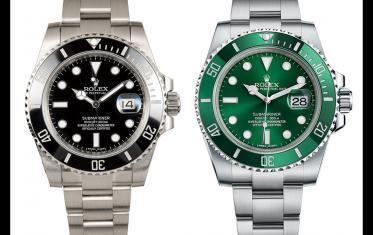 到底买劳力士的绿水鬼还是黑水鬼手表好?