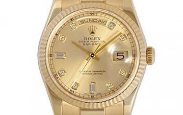 男士高仿18k包金手表怎么样?