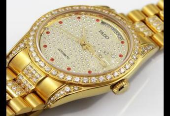 高仿劳力士满天星750手表