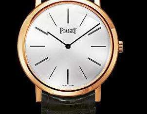 高仿的伯爵手表怎么样?