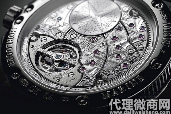 宝玑航海系列5887手表
