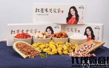 劲家庄红薏米芡实茶价格,品牌代理介绍