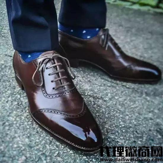 最适合配西裤的6款鞋子