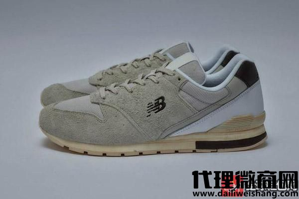 New Balance携手日本知名店打造六款的联名鞋款